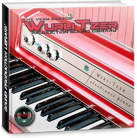Wurlitzer Electronic Piano - Gran biblioteca de producción ...