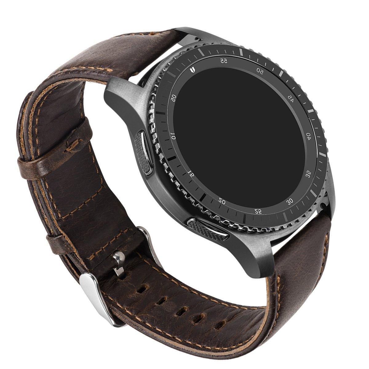Samsung Gear S3 Banda de Reloj, Dokpav® Banda de Reemplazo ...