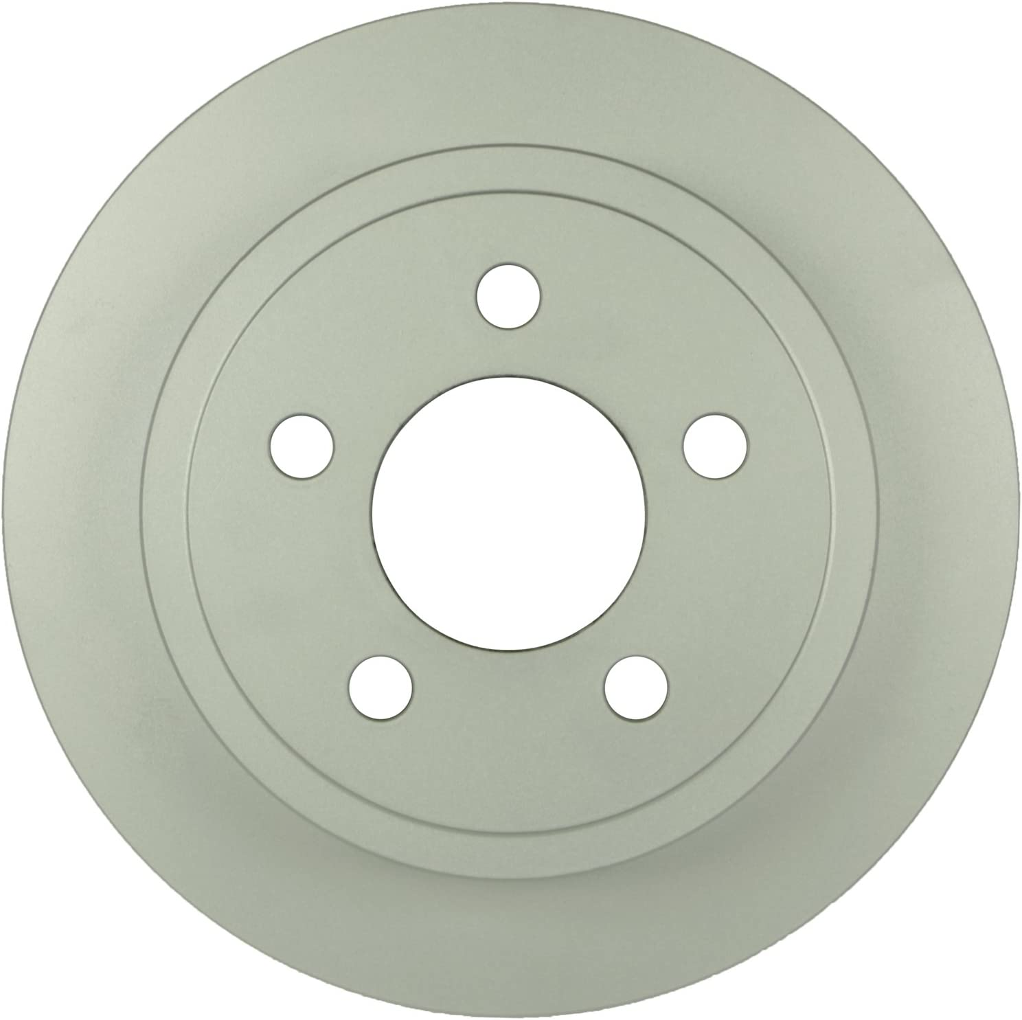 Bosch 16010162 QuietCast Premium Disc Brake Rotor For Jeep: 2003-2007 Liberty, 2003-2006 Wrangler; Rear