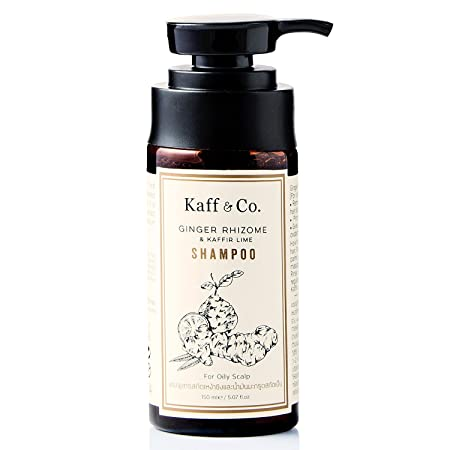Kaff & Co. All Natural Shampoo