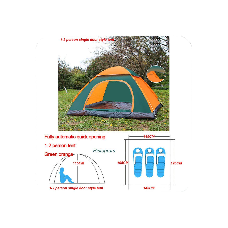Taki Taki Camping Tent Tienda de campaña Familiar para ...