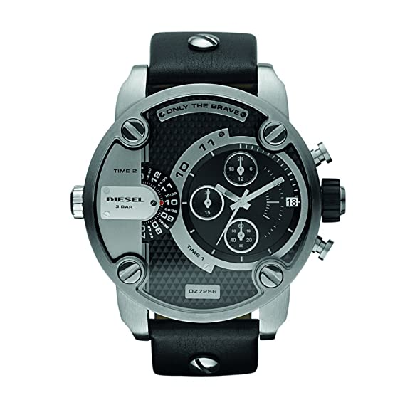 7144db94a5de Diesel Reloj de Pulsera DZ7256  Amazon.es  Relojes