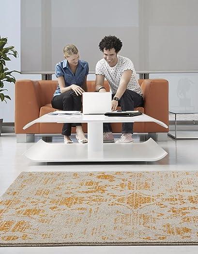 6098 Cream 5 2×7 2 Area Rug Carpet Large New