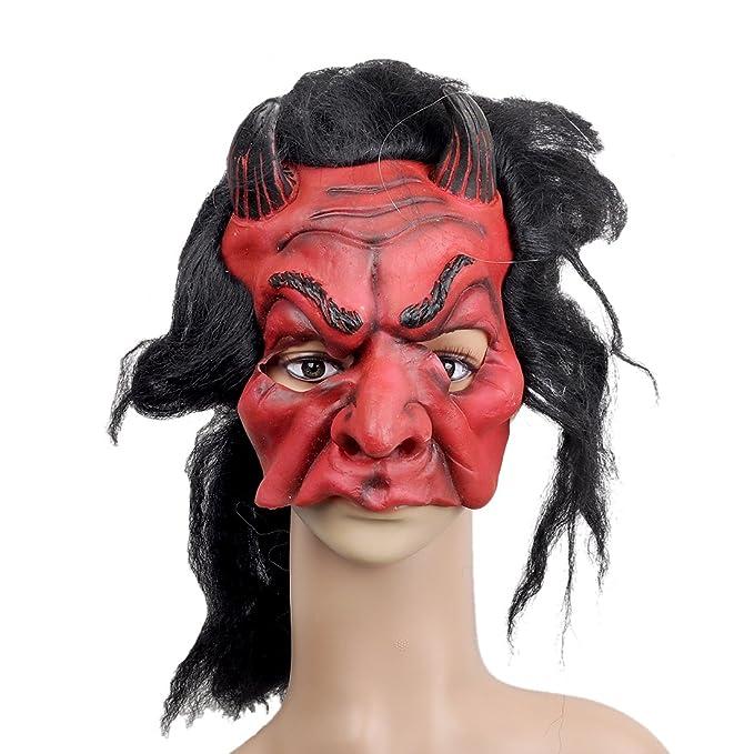 YUFENG Halloween Horror máscara de la película Saw máscara máscara ...