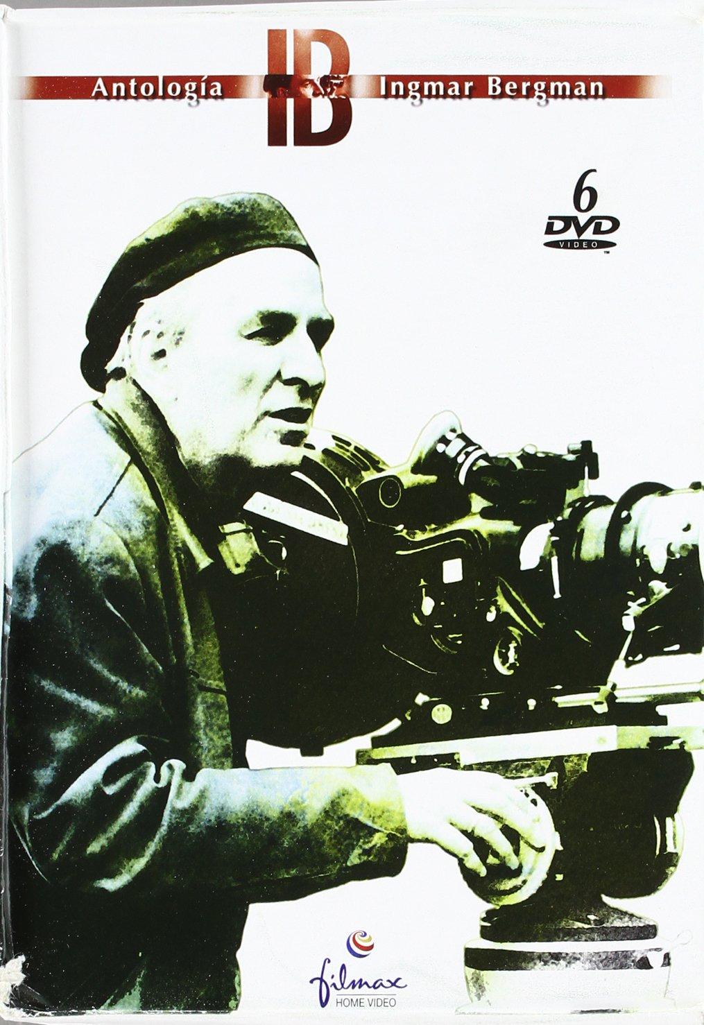 Pack Ingmar Bergman 3 (6 Dvd): Amazon.es: Varios: Cine y Series TV