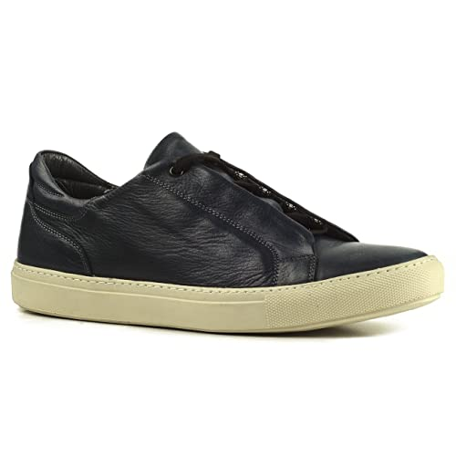 Buffalo Herren Schuhe Sneaker 4802 Halbschuhe Leder Lace up