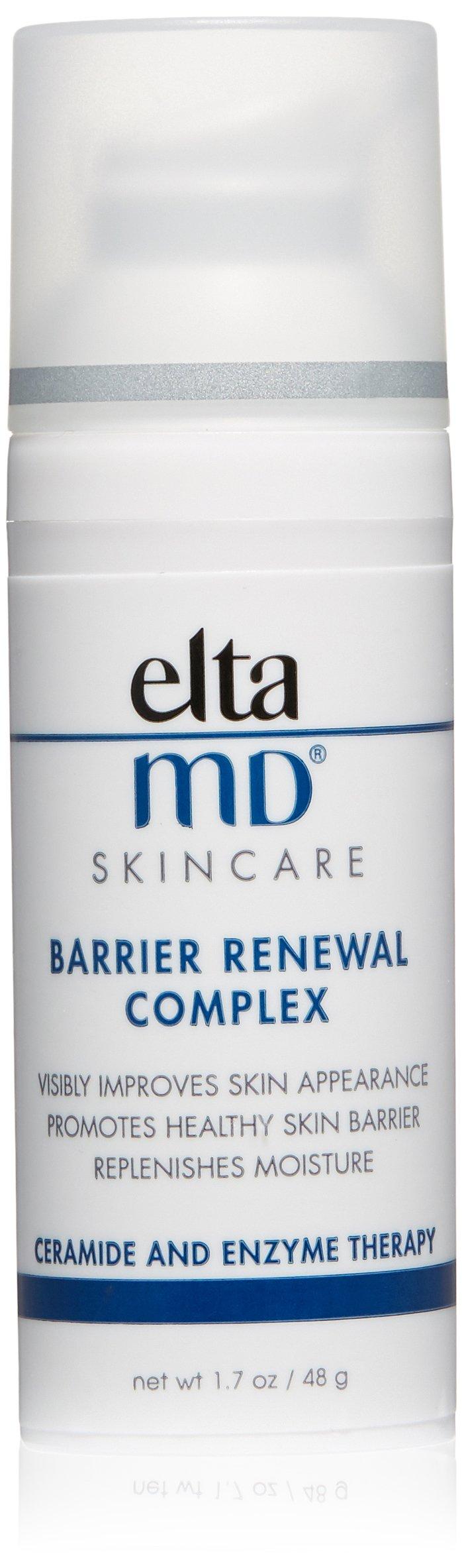 EltaMD Barrier Renewal Complex Facial and After Shave Moisturizer for Dry Skin, Dermatologist-Recommended, 1.7 oz