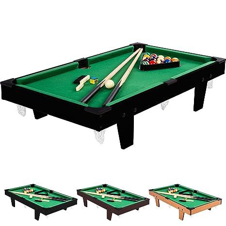 Tisch-Billard Pool Billard Billiardtisch Tischbillard Poolbillard Kinder Queues Weitere Sportarten Tische