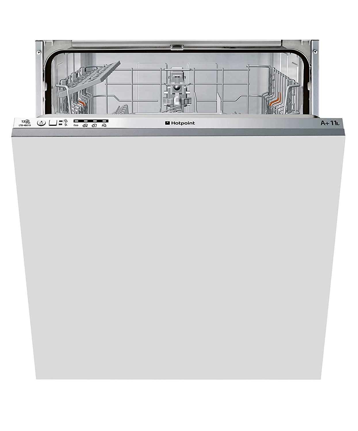 Hotpoint Lavavajillas ltb4b019 integrado: Amazon.es: Grandes ...