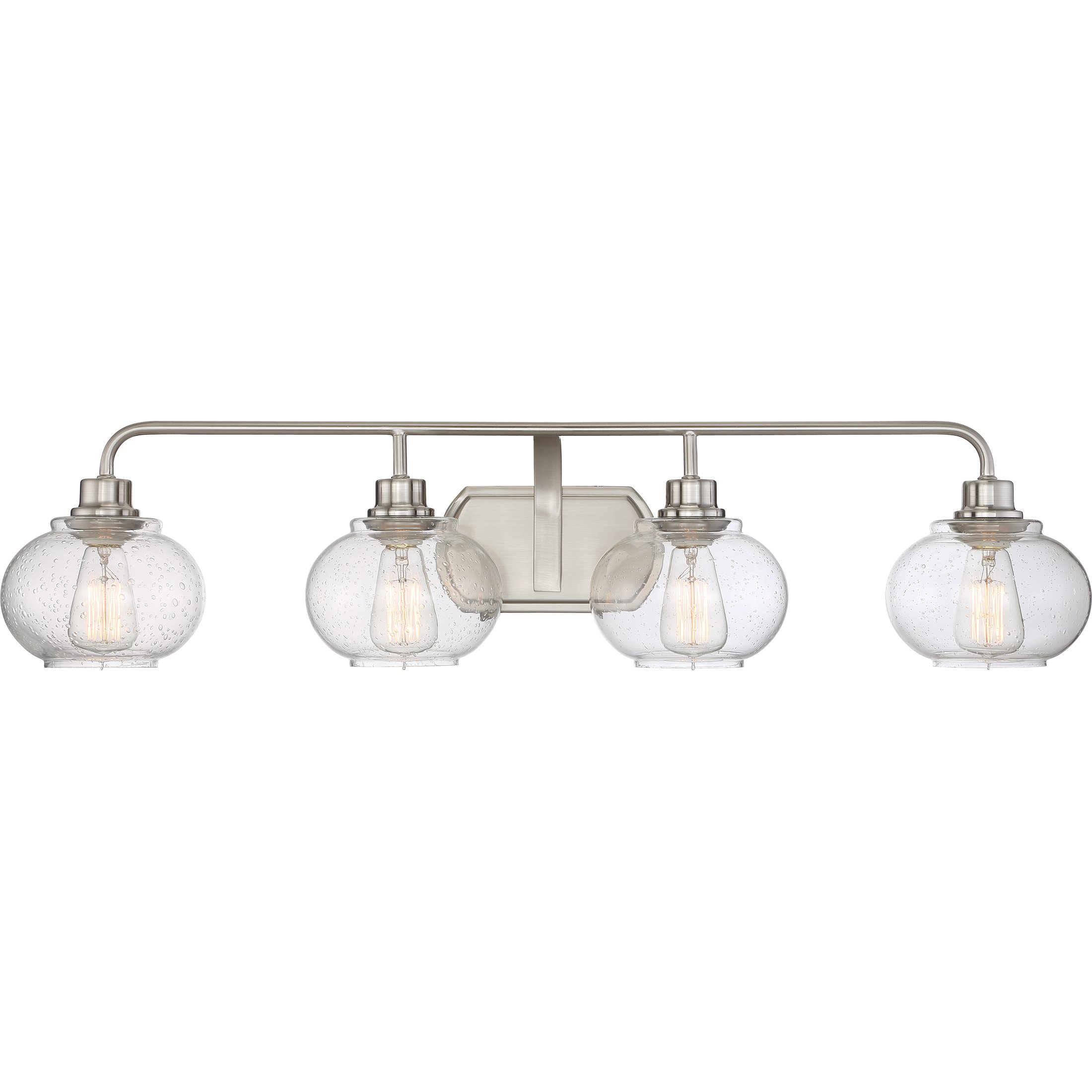 Quoizel TRG8604BN Four Light Bath Light