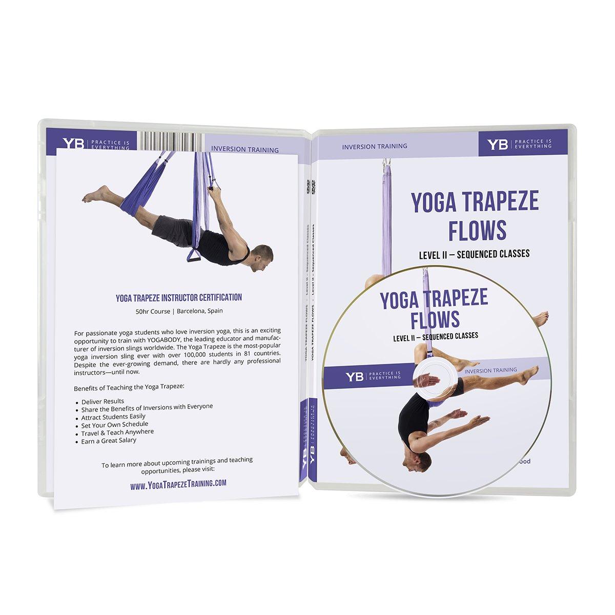 Yoga trapecio DVD Video [oficial] | 3 secuencias de flujo ...