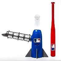 Deals on Franklin Sports Pop Rocket MLB Kids Pitching Machine w/5 Balls