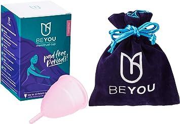 BeYou Copa menstrual | Top 10 de salud femenina | Copa de período, alternativa ecológica de tampón | Copa cómoda | Menstrual | Copa menstrual | Copa ...