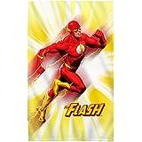 "Motion Blur -- The Flash -- Justice League -- Beach Towel (36"" x 58"")"