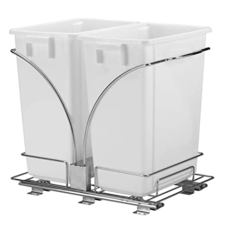 Amazon.com: Household Essentials C21247-1 Under Cabinet Double ...