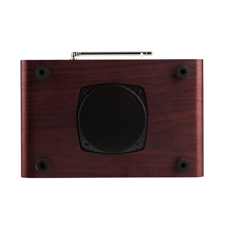 NUMAN Two 2.1 • Radio por Internet • Sintonizador Dab / Dab+ y FM • Spotify Connect • Reproductor CD • Pantalla TFT • WiFi / LAN • Bluetooth • AUX • 2 ...