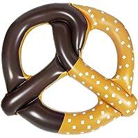 Deals on Greenco Giant Inflatable Pretzel Float GRC2493
