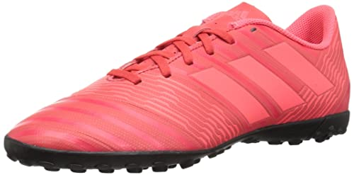 3ba791306 Adidas Performance Men's Nemeziz Tango 17.4 TF Soccer Shoe, Real Coral/Red  Zest/