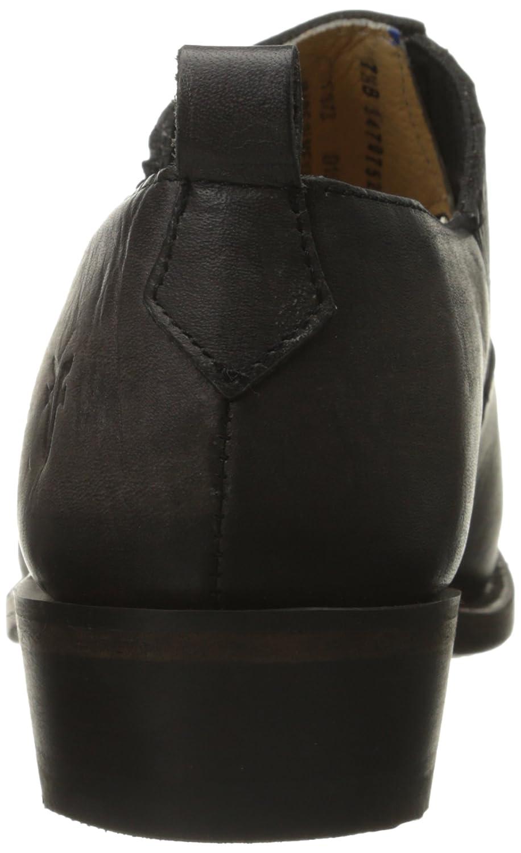FRYE Women's Billy Western Boot B00R54ZXTM 8.5 B(M) US|Smoke