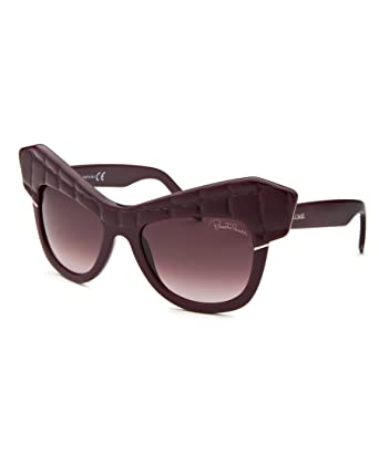 Amazon.com: Roberto Cavalli anteojos de sol RC 750/S ...