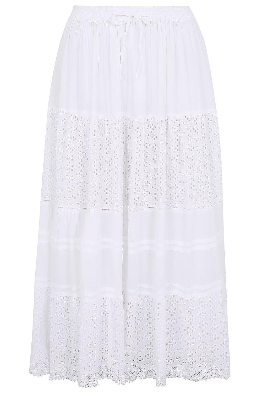 09715ea3ab30 Cotton Crinkled Maxi Skirt - jessicalondon.com