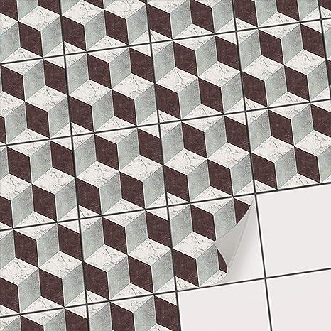 Piastrelle-Sticker decorative | Stickers per piastrelle piastrelle ...