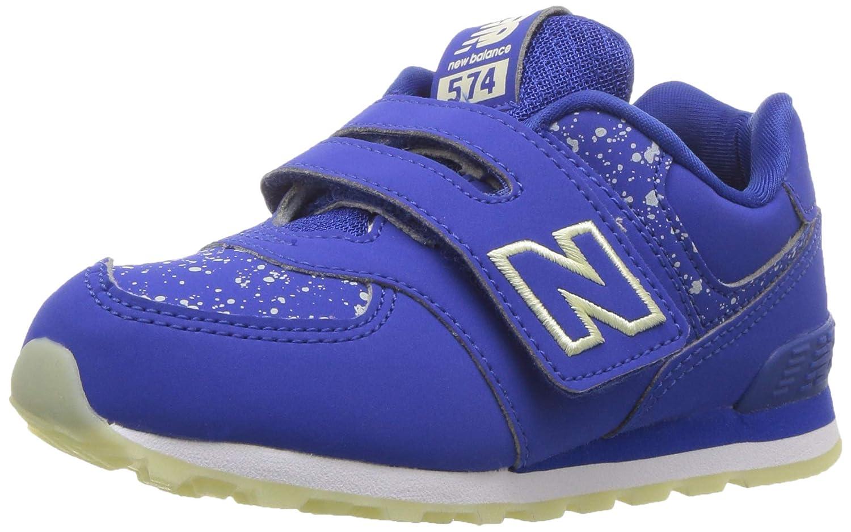 New Balance Kids' 574v1 Sneaker -