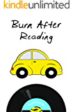Burn After Reading (The Carly Allen Trilogy Book 3)