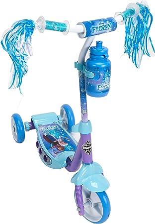 Amazon.com: Huffy., Disney Frozen con Luces y Botella de ...