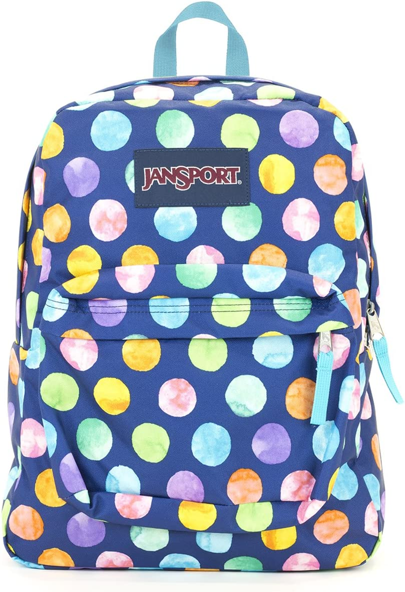 Jansport Superbreak Backpack multi water spot