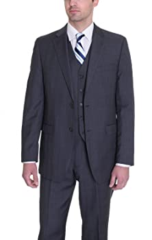 Ralph Lauren Slim Fit Medium Grey Plaid Two Button New Men's Sport Coat