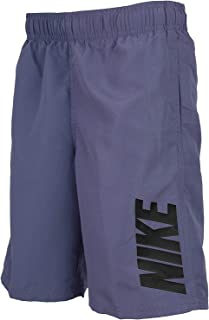 Nike Swim Boys 8 Volley Short - Lt Carbon (Medium)