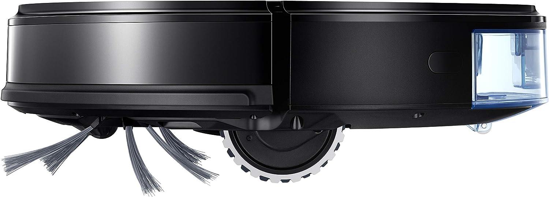 Samsung VR05R5050WK//ET Robot 2 in 1 Aspira e Lava Wi-Fi Programmabile da Remoto Nero Motore BLDC 5 W