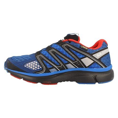 Salomon X CELERATE 2 GTX GENTIANE Zapatillas Trail Running Azul Negro para Hombre Goretex: Amazon.es: Deportes y aire libre