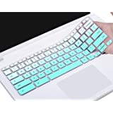 """Keyboard Cover Compatible with 2019/2018 Lenovo Chromebook C330 11.6"""" / Flex 11 Chromebook/Chromebook N20 N21 N22 N23 100e 300e 500e 11.6""""/Chromebook N42 N42-20 14 inch Chromebook,Gradual Mint"""