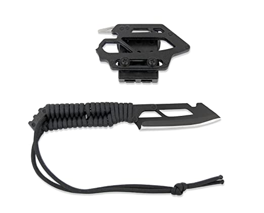 Amazon.com: Ultraligero cuchillo, Tactical Black Edition ...