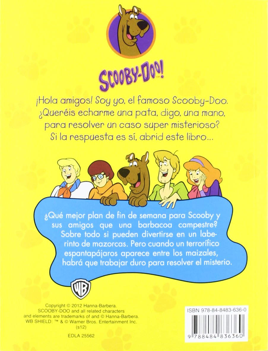 Scooby-Doo: El secreto del laberinto (Spanish Edition): James Gelsey, Laberinto: 9788484836360: Amazon.com: Books