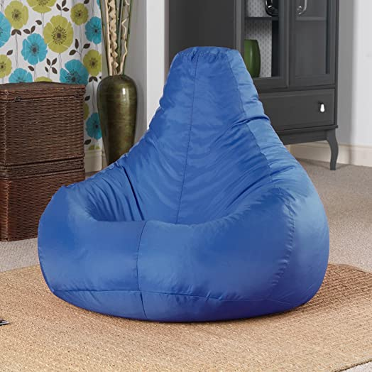 Designer Recliner Gaming Bean Bag BLUE