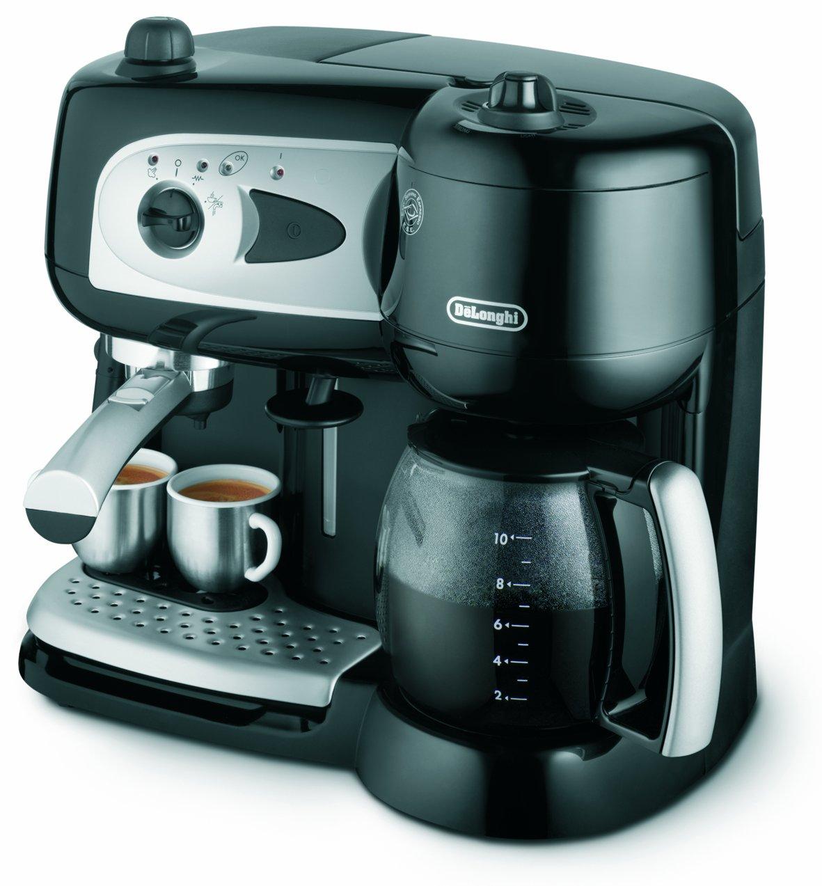 Delonghi Esam Fully Automatic Espresso Machine. Delonghi 10 Cup Coffee Cappuccino Maker Clean ...