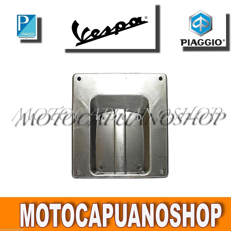 Puerta placa hierro Vespa 125/150/200/PX Primavera ET3/VNB Vbb Sprint Super