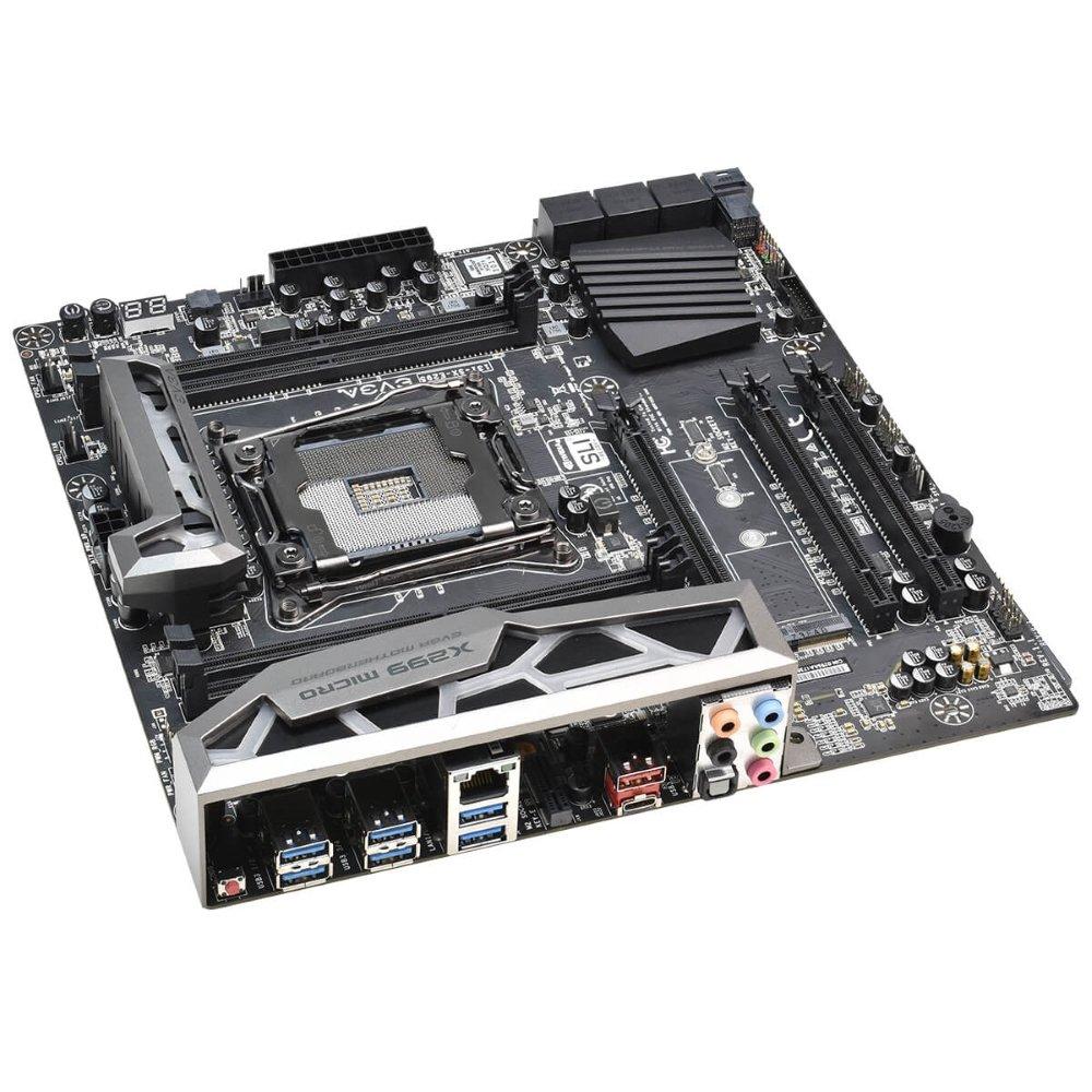 EVGA 131-SX-E295-KR Carte m/ère Intel