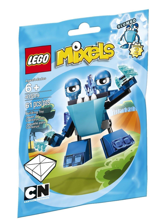 41510 41509 Mixels Series 2 Bundle Set of Frosticons Lunk LEGO 41511 Slumbo and Flurr