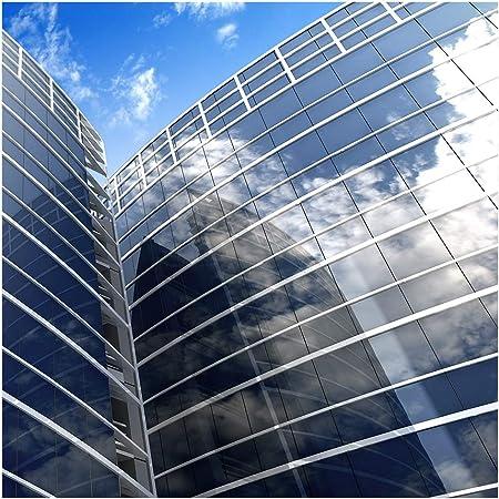 "60/""x100FT LONG ROLL REFLECTIVE MEDIUM SILVER 35/% WINDOW TINT FILM ENERGY SAVING"