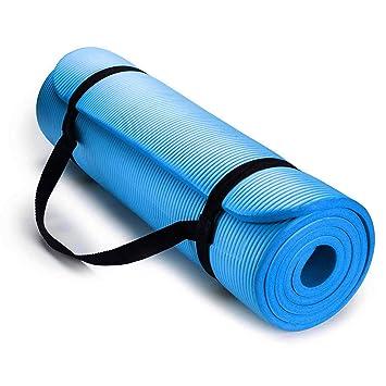 Boost Tapis De Yoga épais Et Antidérapant Avec Sangle De Transport - Carrelage salle de bain et tapis yoga epais