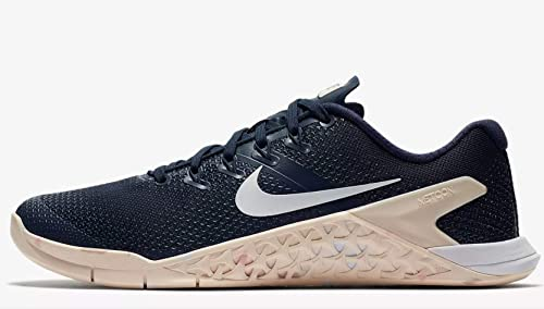 best website 39862 a903a Nike Wmns Metcon 4, Scarpe Running Donna, Multicolore (ObsidianWhite-Guava