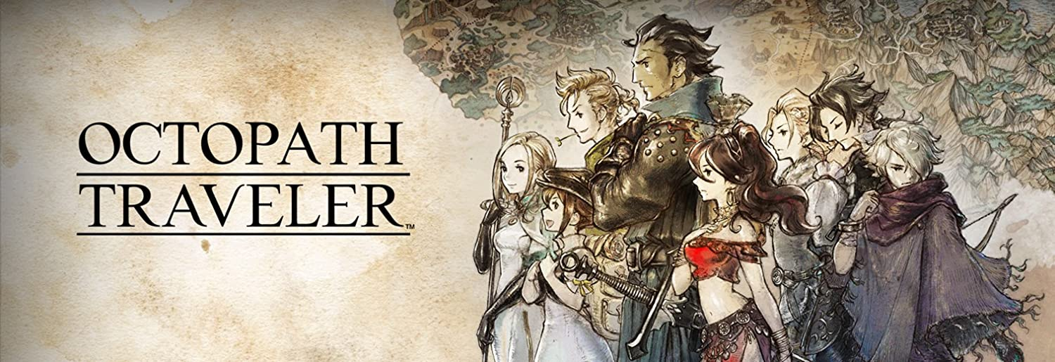 Octopath Traveler: Amazon.es: Videojuegos
