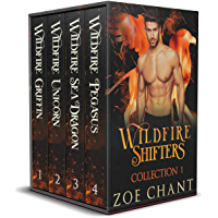 Wildfire Shifters: Collection 1