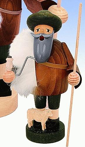 KWO Shepherd Sheep Man German Smoker SMK210X45