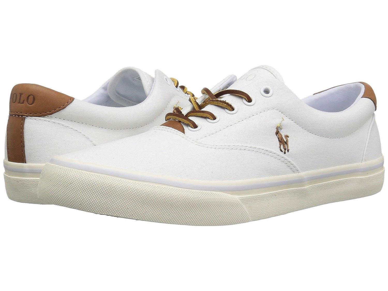 全国総量無料で [ポロラルフローレン] メンズカジュアルシューズスニーカー靴 Thorton [並行輸入品] [並行輸入品] B07H8G5YVK ホワイト 11.5 11.5 (30cm) D D - Medium 11.5 (30cm) D - Medium|ホワイト, MAZA FIGHT:a400397c --- svecha37.ru