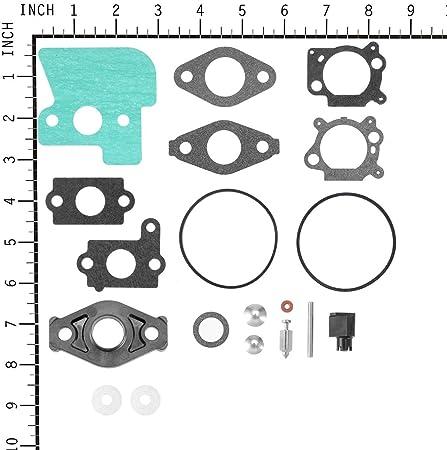 10 piezas 795629 carburador junta para Briggs /& Stratton 272653 272653s